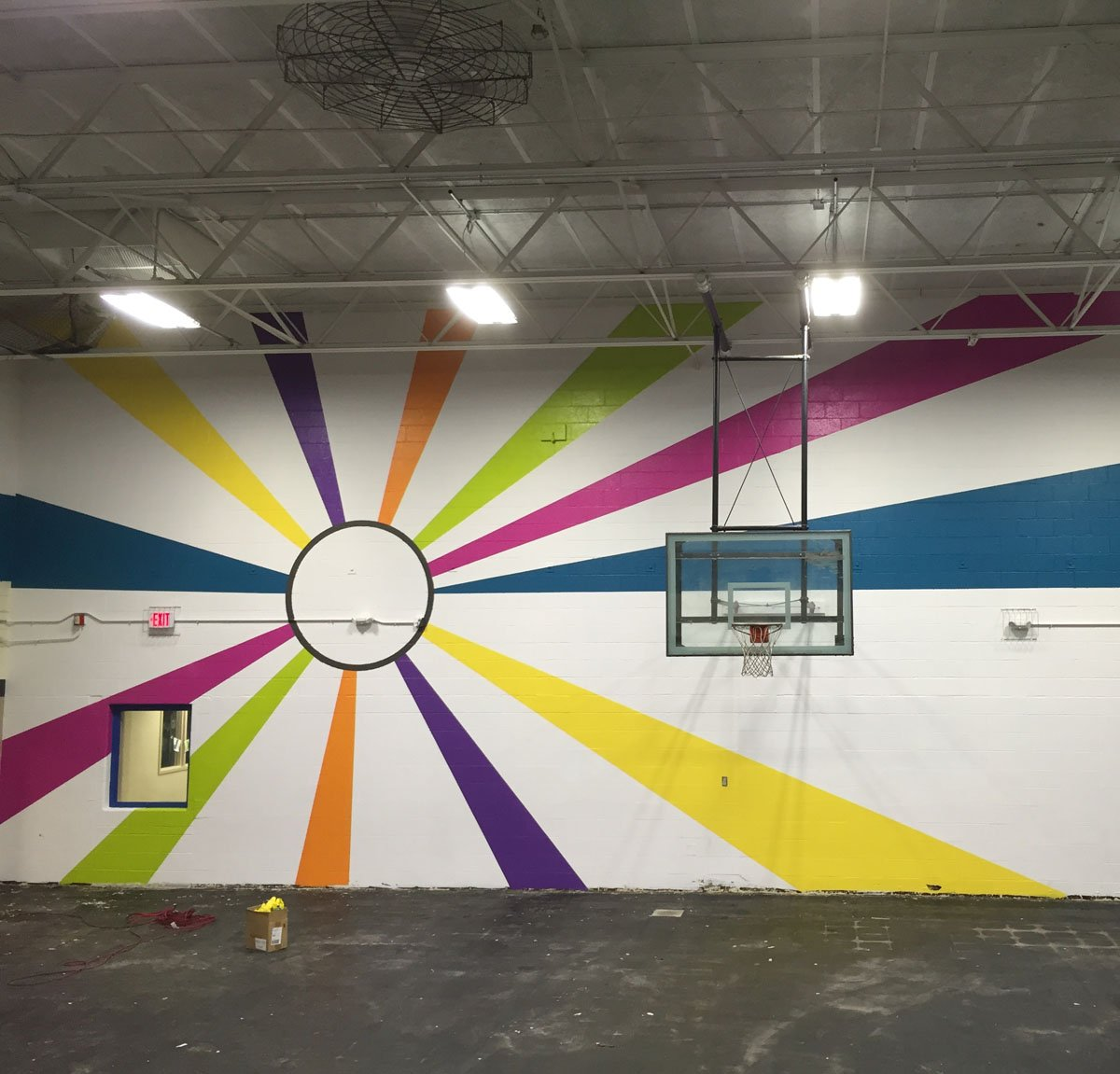 Share the dream connor fine painting indianapolis after for Indianapolis painting company
