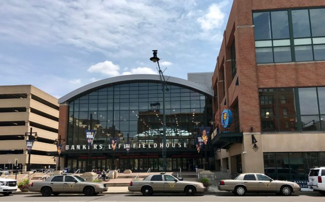 Bankers Life Fieldhouse 3