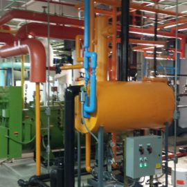 Commercial Pipe Painting
