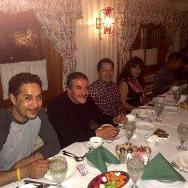 Daniel, Luis Manuel, Pablo & Gladys