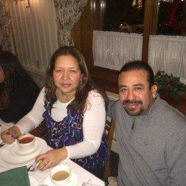 Lorana and Asuncion