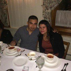 Gabino and Ramona